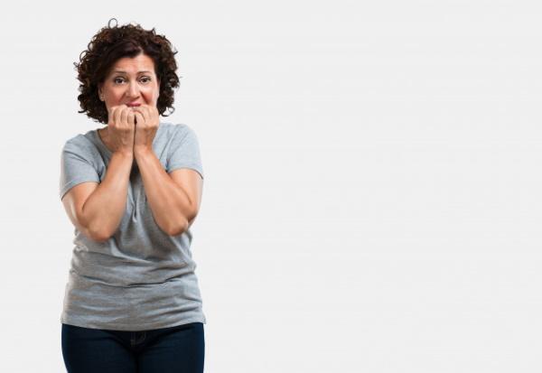 Самобичивание как признак тревожного расстройства